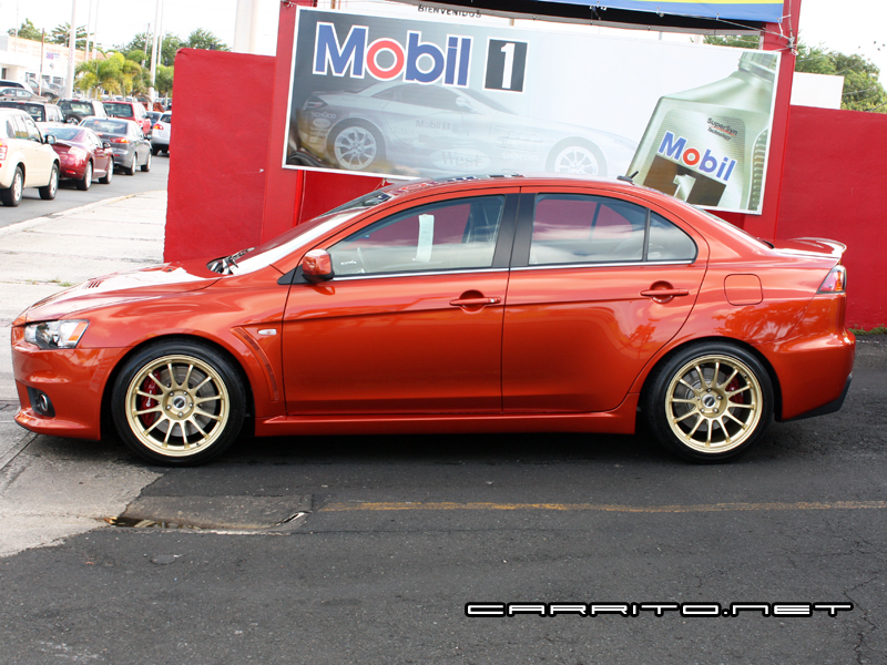 WORLD DEBUT - Do Luck Evo X Duckbill Trunk lid - Page 13 - EvolutionM - Mitsubishi Lancer and ...