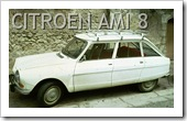 CITROEN AMI 8