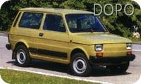 FIAT 126 WAGON