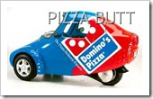 DOMINO'S PIZZA NMG - SPARROW - PIZZA BUTT