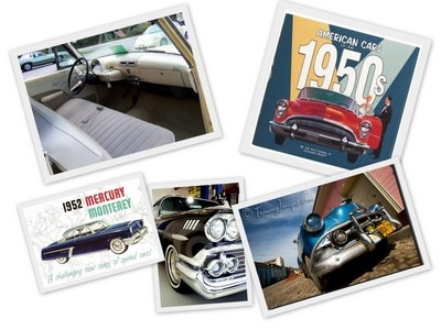 VOTA LE AUTO AMERICANE ANNI '50