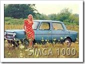 SIMCA 1000