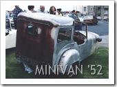 BOND MINIVAN 1952