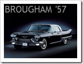 CADILLAC ELDORADO BROUGHAM 1957