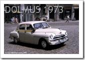 TAXI DOLMUS ISTANBUL 1973