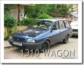 DACIA 1310 STATION WAGON