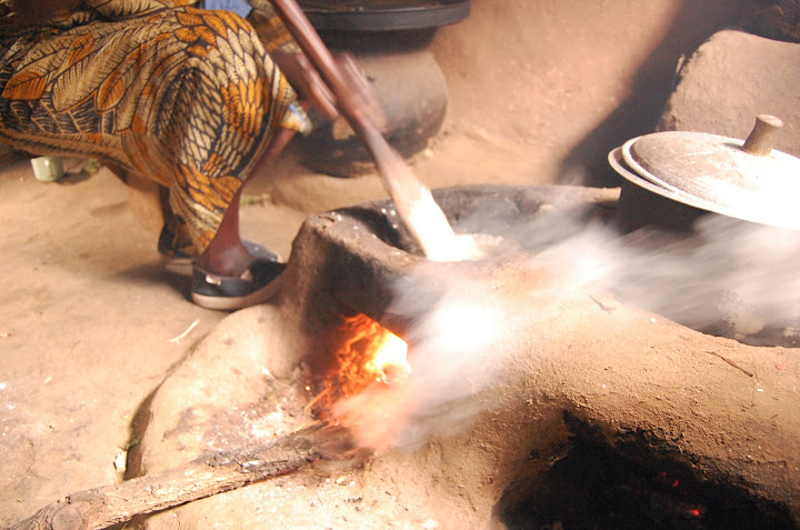 Kenyas staple food Ugali