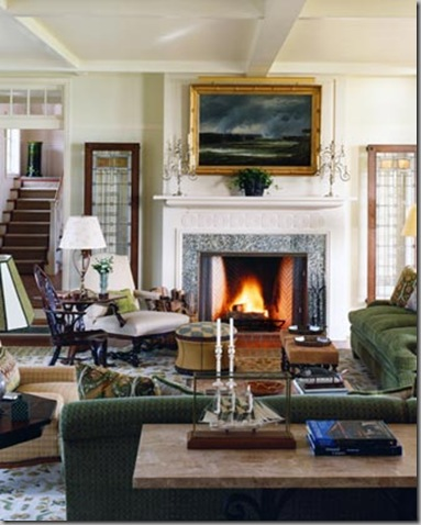 Fireplace Designer Jed Johnson Associates Inc 1.