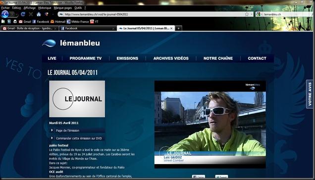 Leman Bleu TV