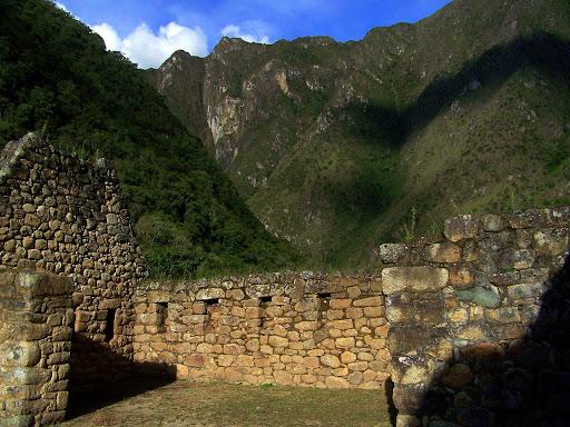 Chachabamba ruins
