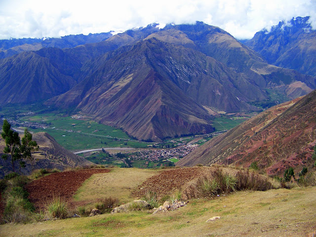 Urubamba, in the Sacred Valley