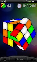 Screenshot of 3D Cube Deluxe
