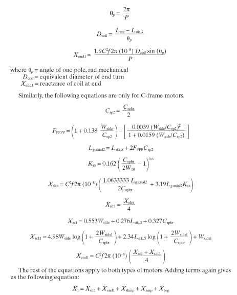 GENERAL PROCEDURES FOR CALCULATING PERFORMANCE OF SHADED-POLE MOTORS ...