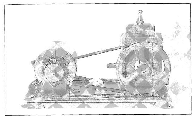 Powder Mills (Rocket Motor)