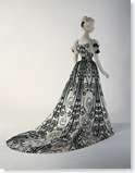 "House of Worth: Evening dress (1976.258.1a,b)"". In Heilbrunn Timeline of Art History. New York: The Metropolitan Museum of Art, 2000–. http://www.metmuseum.org/toah/hd/wrth/ho_1976.258.1a,b.htm (October 2006)"