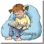 Sneaky-Peeks-girl-reading-on-beanbag-Mary-Hall