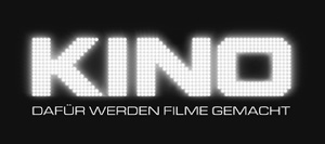 Kino- dafr werden Filme gemacht