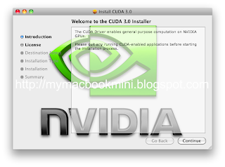 nVidia Cuda Snow Leopard on HP Mini 311 (Non Dual Boot)
