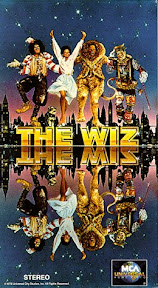 "jaquette afiche film ""the wiz"" michael jackson"