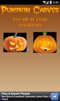 Screenshot of Pumpkin Carver