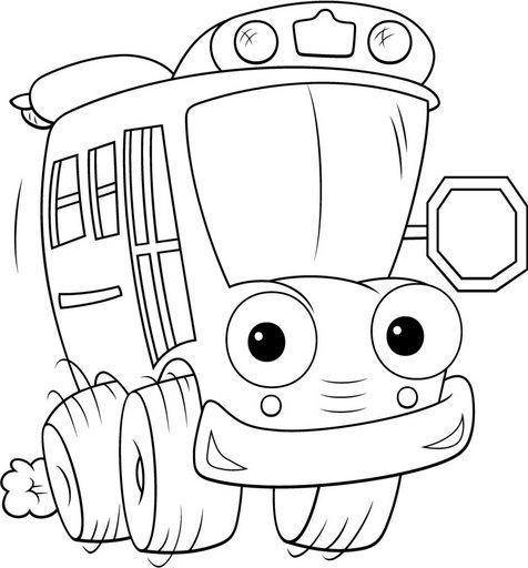 Dibujos para colorear de mochilas escolares - Imagui