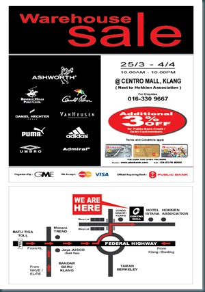 Centro Web Flyer