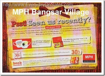 MPH_Bangsar_Village_Promotion