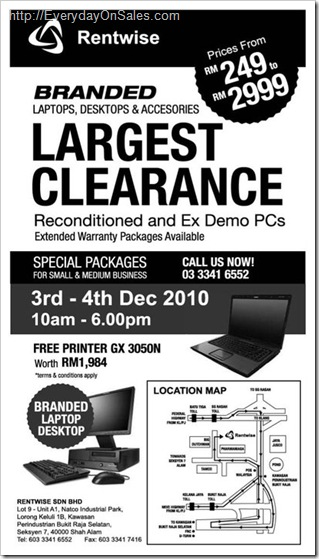 Rentwise_Clearance