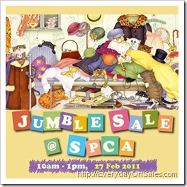 SPCA-Jumble-Sale