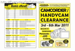 camcorder-handycam-clearance