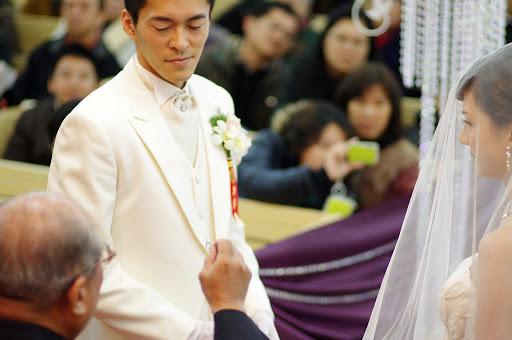 教堂婚禮(k-r)