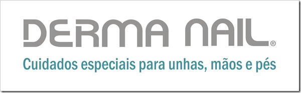 Derma Nail - Logo chapada