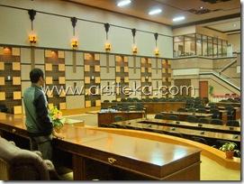 Finish1 - Arsiteka (Ruang Sidang Paripurna DPRD Kabupaten Malang)
