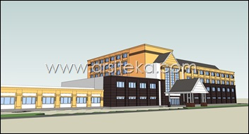 Hotel Luwu Desain1 - view2