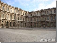 Cour Carrée, Louvre