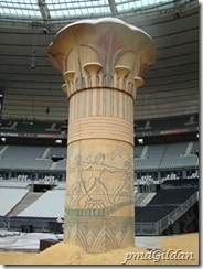 Décor AIDA, Stade De France