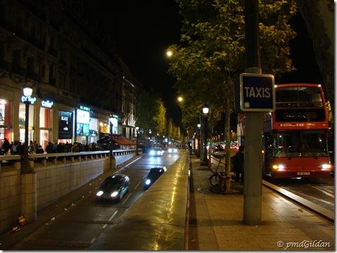 Paris, Les Champs Élysées (6)