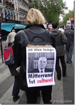 Culture dans la rue, 6 Mai 2010