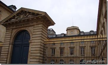 Paris, collège de France