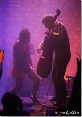 Concert Melissmell, Café de la Danse 17/11/10