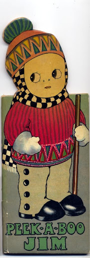 chunkybooks02 Peek a Boo Jim: Illustrated by Chloe Preston