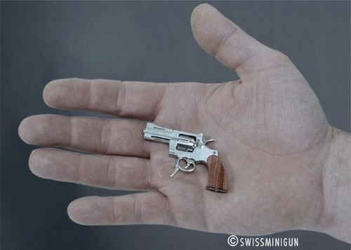 eXtreme Smallest Pistol