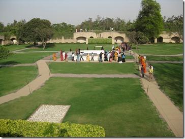 Delhi - 26 - Mahatma Gandhi tomb