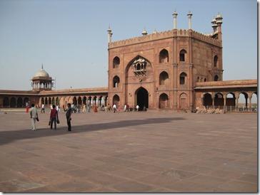 Delhi - 25 - Jama Masjid mosque