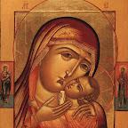 Список с иконы Касперовской Божией Матери  ХХ в.