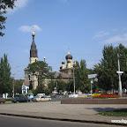 Храм Касперовской иконы  Божией матери в Николаеве