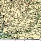 Карта Херсонского уезда