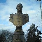 Памятник Ф. Деволану в Тирасполе