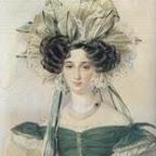 Елизавета Ксаверьевна Воронцова, супруга М.С. Воронцова