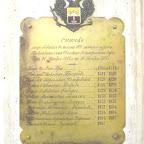 Мемореальная доска к столетию коммерческого суда в Одессе